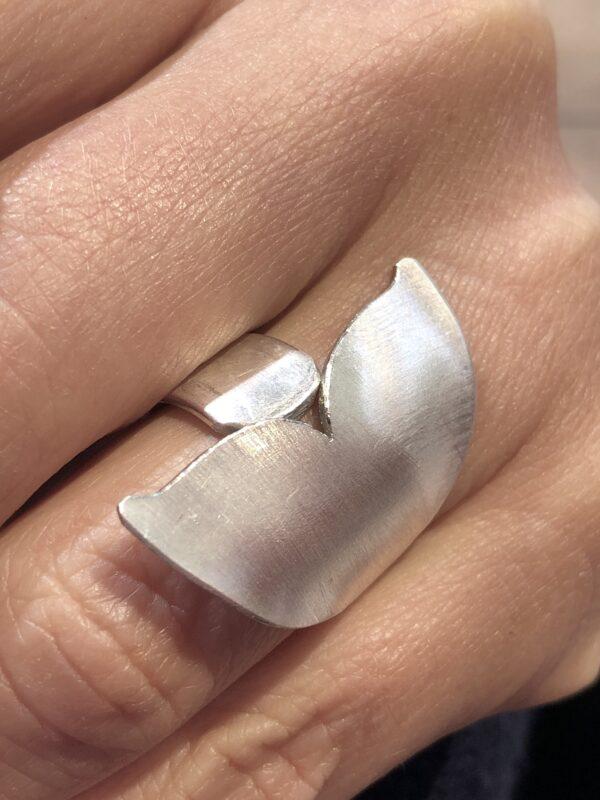 Walfisch-Fluken-Ring